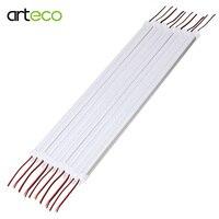 10pcs*50cm DC12V 5730 LED cabinet light Milky/Transparent cover Aluminium LED Bar Light 5730 for White /Warm White /Cold White