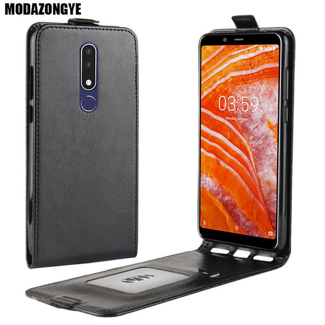 official photos 2dc67 45373 US $3.36 20% OFF|Nokia 3.1 Plus Case Nokia 3.1 Plus Case Cover 6.0