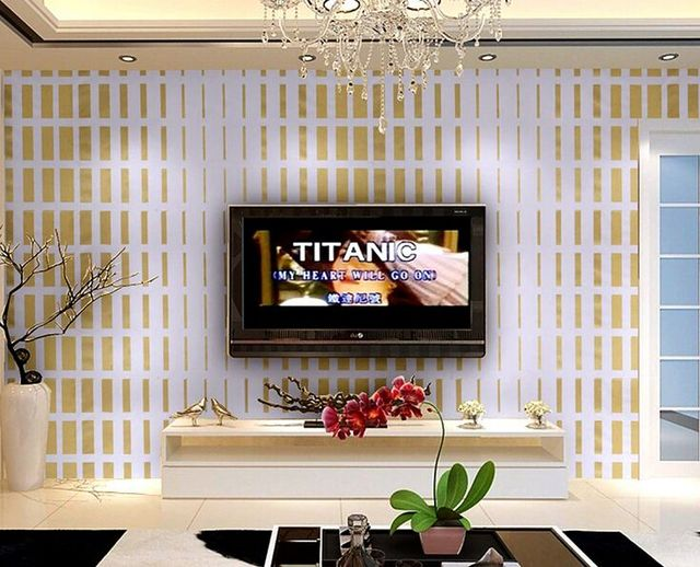 Vintage Stijl Slaapkamer : Fashion stijl schotse gradiënt raspen plaid wallpapers vintage