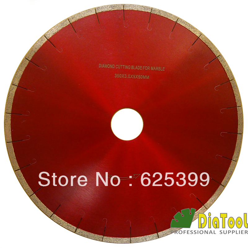 ФОТО Professional Diamond Blades for Marble, marble blade with hook 14