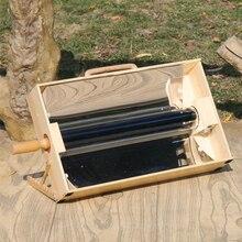 Mini Smokeless Sunshine Solar BBQ Outdoor Portable Outdoor Oven