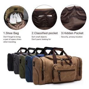 Image 4 - MARKROYAL/парусиновая обувь; складские дорожные сумки; Мужская Спортивная обувь; сумки для подростков; сумки через плечо; большая вместимость; багажные сумки на выходные