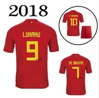 Best Quality 2018 Belgium Home Away Belgian Shirts Tops Men S Shirt Casual Men S Shirts