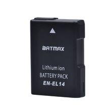 Аккумулятор для фотоаппарата Nikon D3100 D3200 D3300 D3400 D3500 D5600 D5100 D5200 P7000 P7800