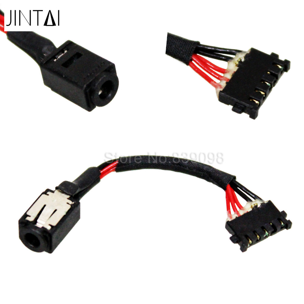 100% NEW JINTAI Laptop DC POWER JACK SOCKET HARNESS PLUG CABLE WIRE FOR SAMSUNG Chromebook XE303C12 XE303C12-H01US