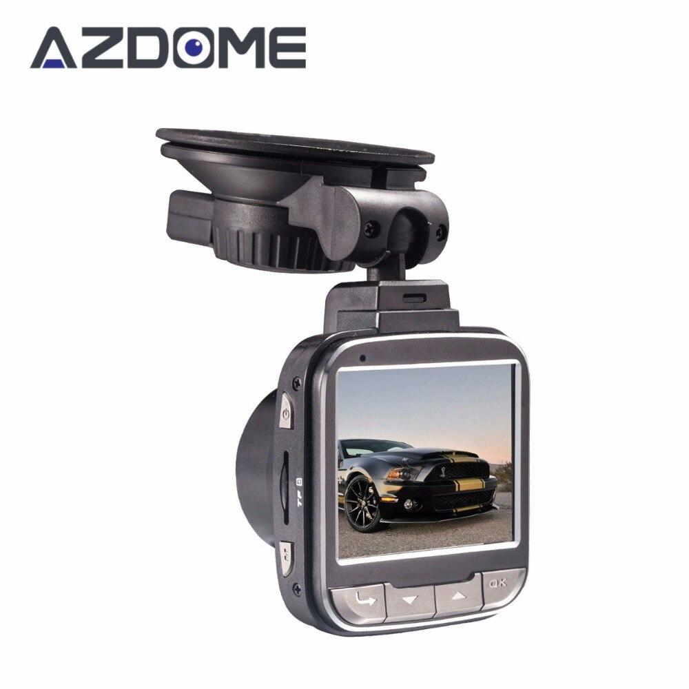 Azdome G50 Car DVR Auto font b Camera b font Novatek 96650 Chip Full HD 1080p