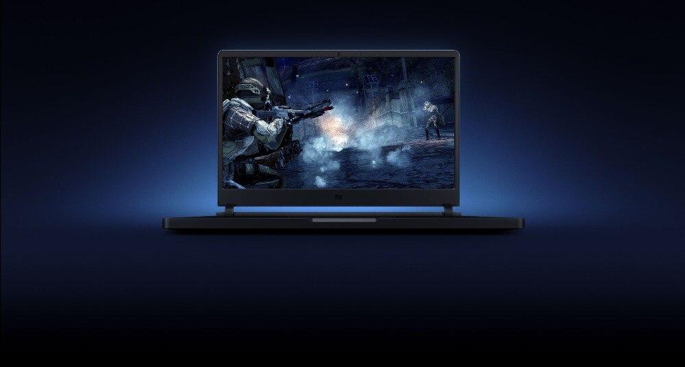 In Stock Original Xiaomi Gaming Laptop 15.6 inch Mi Notebook 8th Enhance SSD 256G+1TB Hexa Core 16GB 4.1GHz GTX 1060 Computer PC-1
