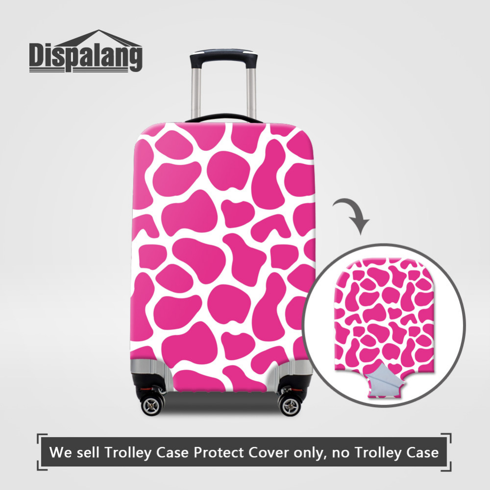 Dispalang Elastic Luggage Protective Covers For 18-30 inch Trolley Suitcase Protect Dust Covers Travel Accessories Supplies
