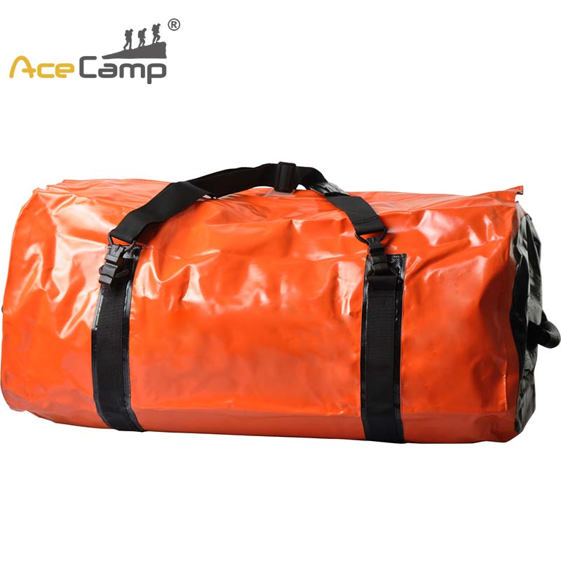 AceCamp Outdoor Camping Fishing sport bag Deving Waterproof Lazy Dry Bag Shoulder Strap Beach river surfing 90L Free Shipping outdoor sports waterproof dry floating bag for fishing surfing camping 30 litre