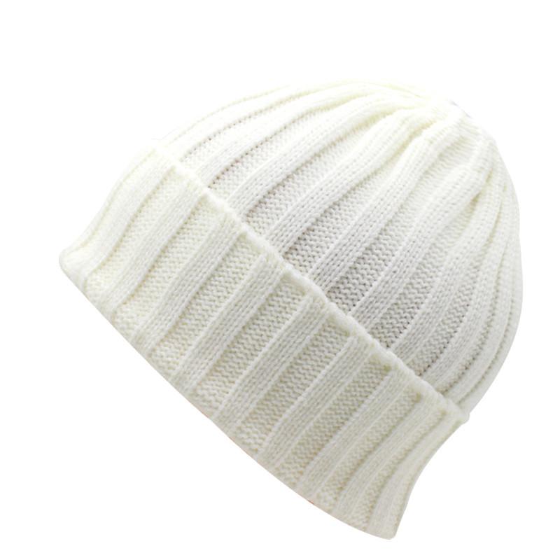 قبعة صوف رجالي دافئة 8