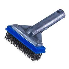 Swimming Pool Brush Heavy Duty Pools Cleaner Cleaning Tool For Outdoor Hot Tubs Accessories Brush цена 2017