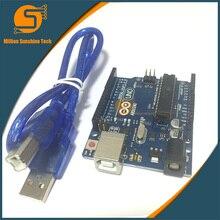 UNO R3 MEGA328P ATMEGA16U2 for Arduino Compatible with usb cable