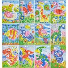 Kreativní mozaikové obrázky pro děti – na výběr z mnoha obrázků