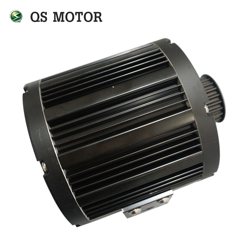 <font><b>QSMOTOR</b></font> <font><b>3000W</b></font> 138 70H mid drive motor max speed 100kph for electric scooter Z6 image