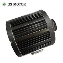 QSMOTOR 3000 watt 138 70 H mitte antrieb motor max geschwindigkeit 100kph für elektrische roller Z6