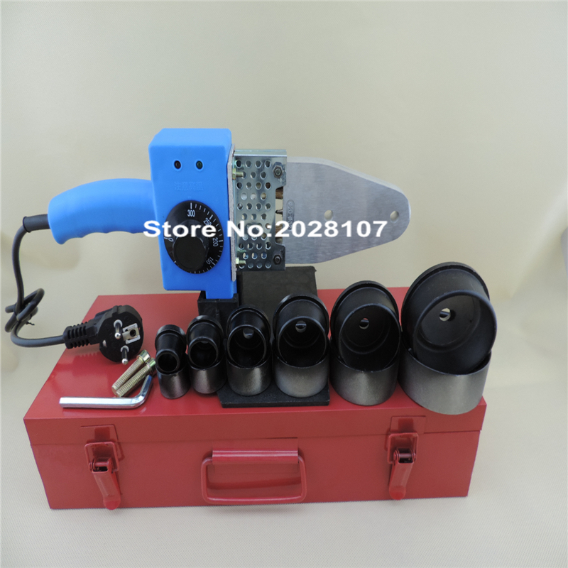 Free shipping JIANHUA metal box Temperature control welding of plastic pipes ppr tube welder DN 20