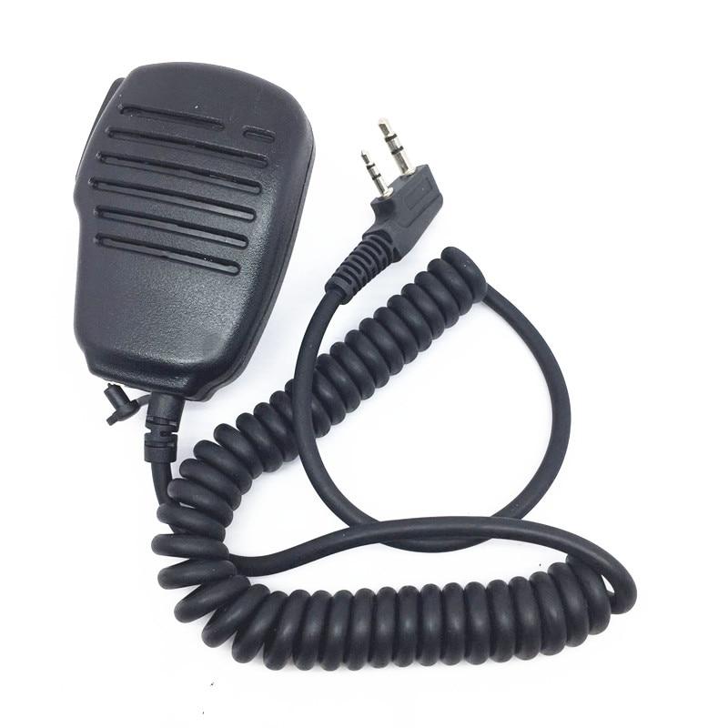 Hand Microphone For Baofeng UV82 UV5R BF888S For Kenwoood TK3107 TK3207 Radio