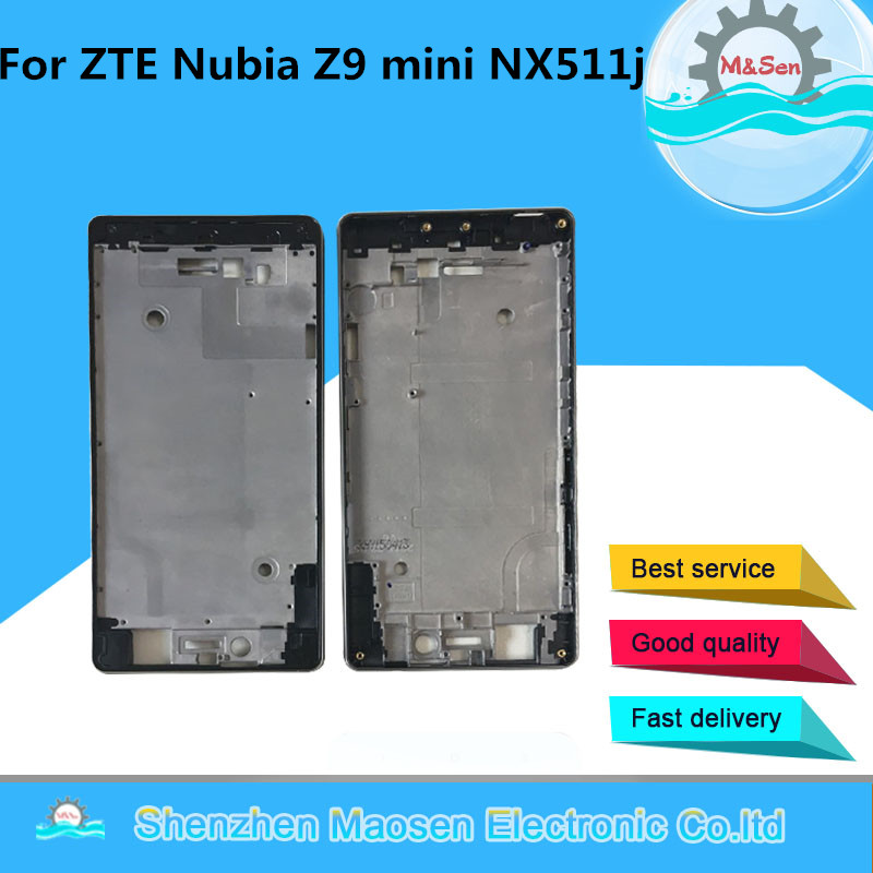 Middle-Frame-Replacement-Parts Nubia for ZTE Z9 Mini Nx511j/front