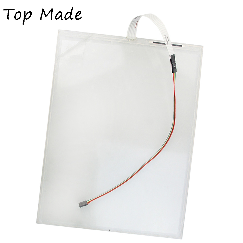15 Inch 5 Wire E212465 for SCN-AT-FLT15.0-Z01-0H1-R E055550 332*249mm Touch Screen Panel 15 inch 5 wire e212465 for scn at flt15 0 z01 0h1 r e055550 332 249mm touch screen panel