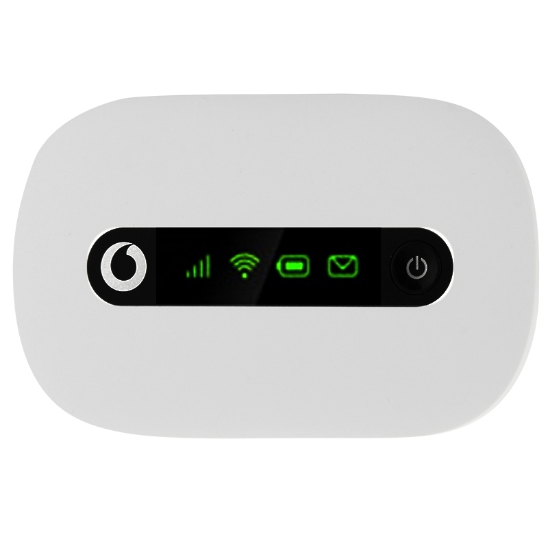 Huawei R206 Unlocked 3G Mobile Hotspot WiFi Modem Broadband Router, Sign Random Delivery