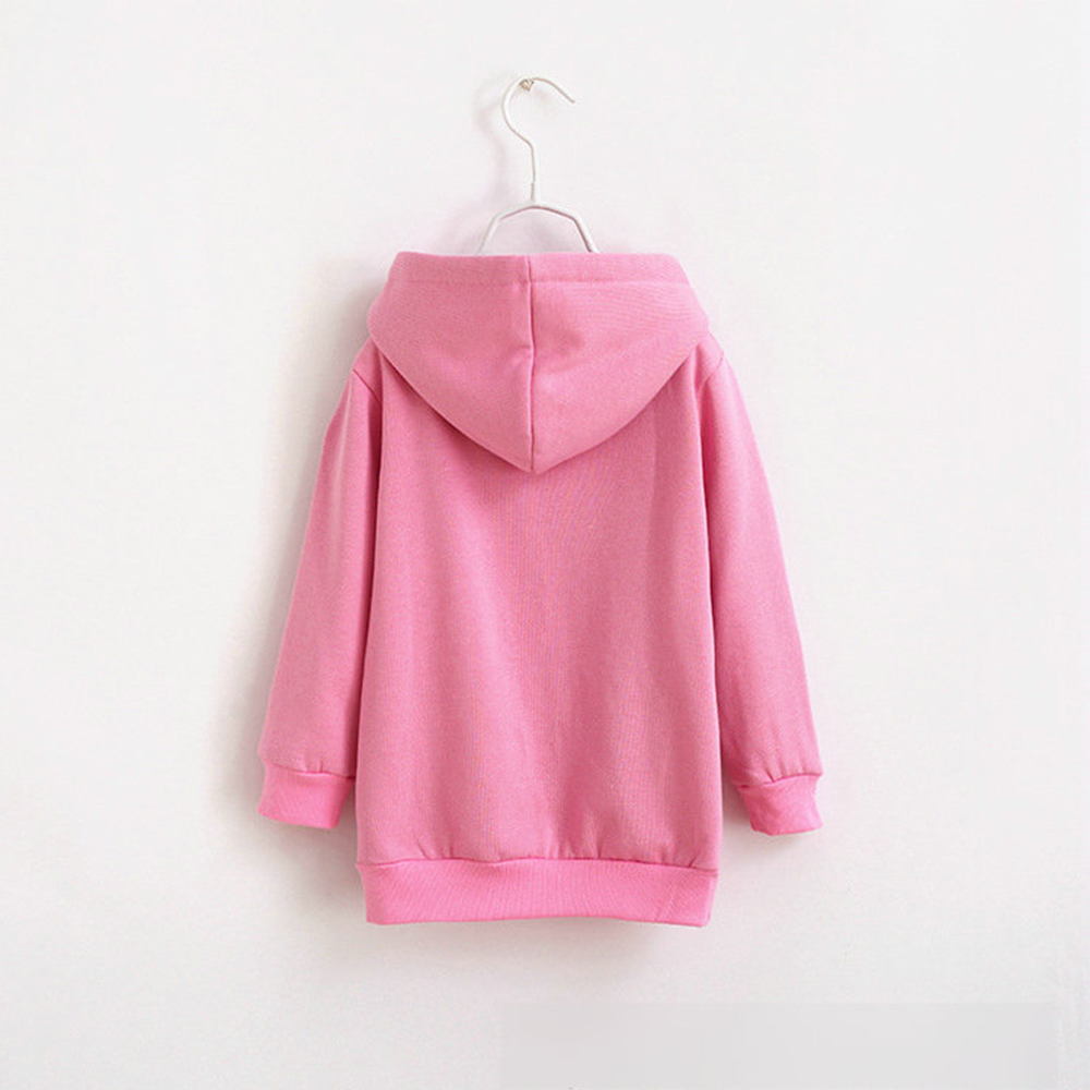 Кофта для девочки Letter Pattern Clothing