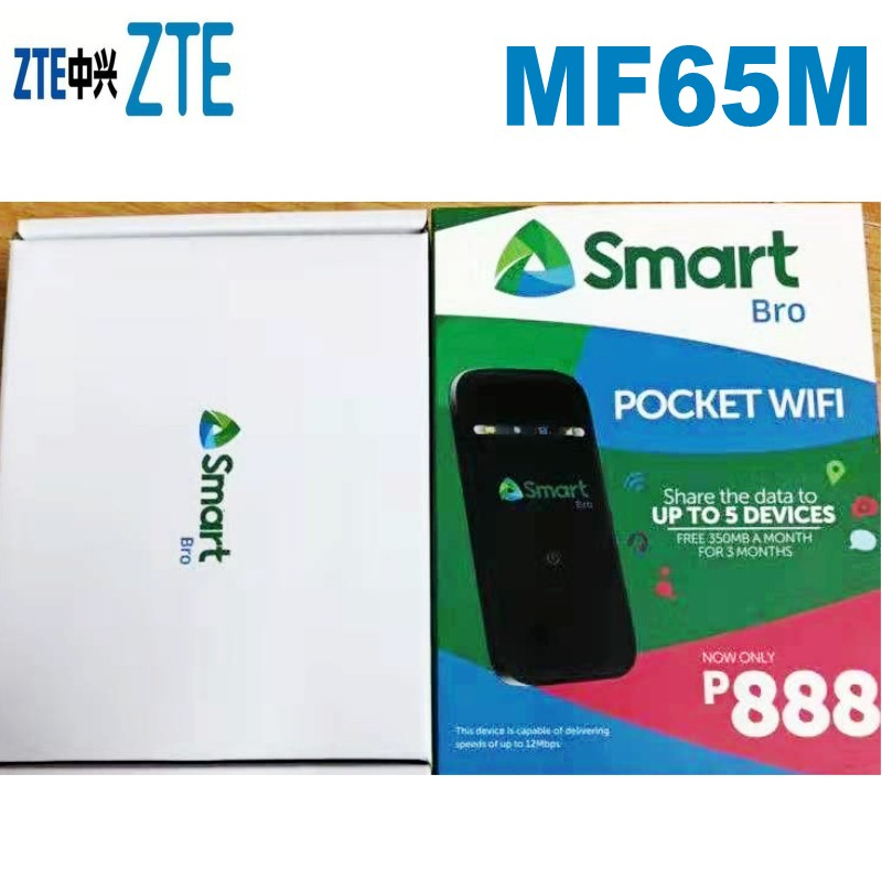 US $24 64 12% OFF|ZTE MF65m 21Mbps Wifi Router HSPA+ Wireless Modem-in  Modem-Router Combos from Computer & Office on Aliexpress com | Alibaba Group