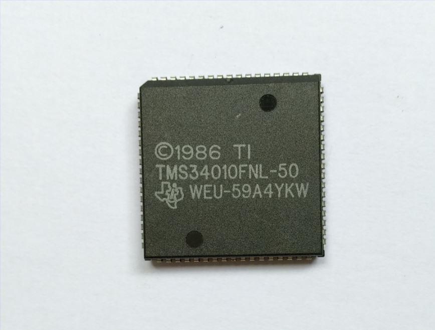 Pot-O-Gold T340 Game Board processor IC TMS34010  510 580 585 game  board repair