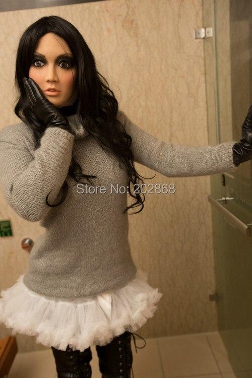 Sh 1 Party Mask Cd Change Sissy Boy Whloesaler Free Shipping Female Mask Cross Dressing Halloween