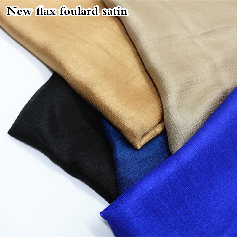 Luxury Women scarf shimmer plain scarves silklike smooth muslim hijabs gorgeous pashmina echarpe wrap fashion muffler hot sale