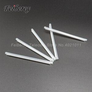 Image 3 - 400 adet 40/45/60mm FTTH Fiber optik Splice kollu 60mm isı Shrink boru 40mm fiber optik füzyon ekleme araçları