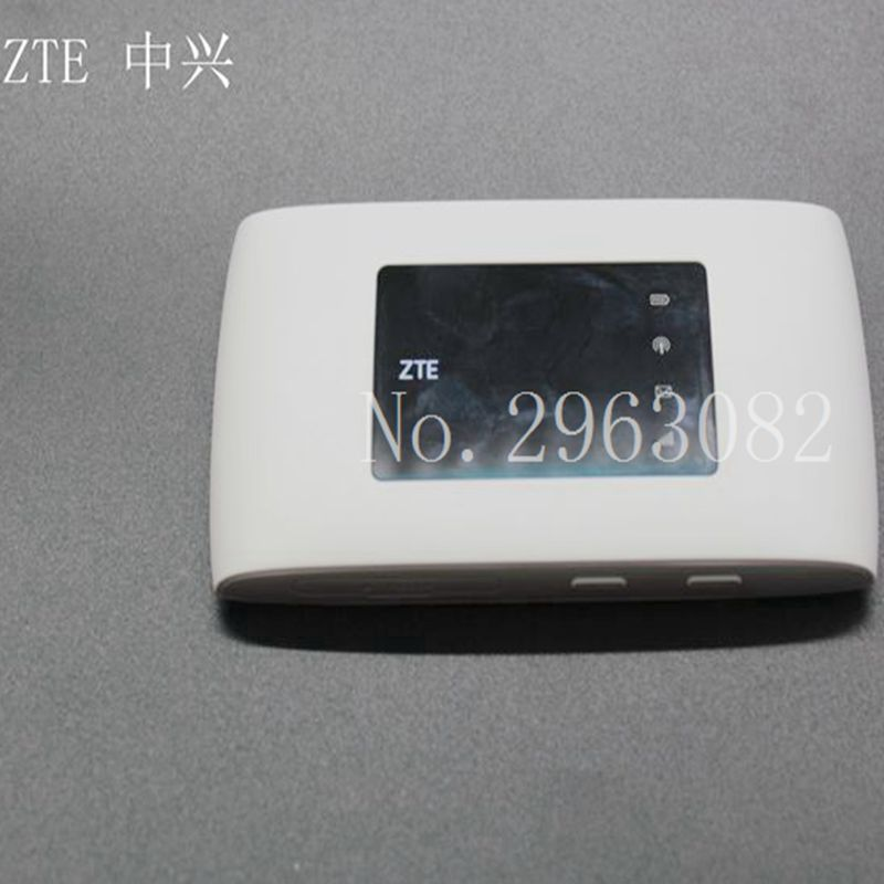 Unlocked New ZTE MF920 MF920W+4G/3G LTE Mobile WiFi Hotspot Router&4G 150Mbps Pocket WiFi Router pk MF90 MF90C
