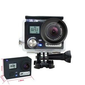 Image 4 - 울트라 얇은 4 k 스포츠 카메라 방수 카메라 1080 p 와이파이 공중 dv 미니 셀프 타이머
