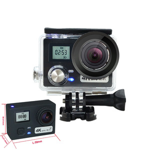 Image 4 - Ультра тонкая спортивная камера 4K Водонепроницаемая камера 1080P Wifi антенна Dv мини Автоспуск
