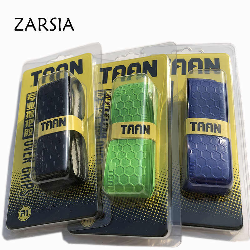 1pc TAAN Tennis Racket Overgrips Anti-slip badminton Racquets over grips Fishing rode Grip