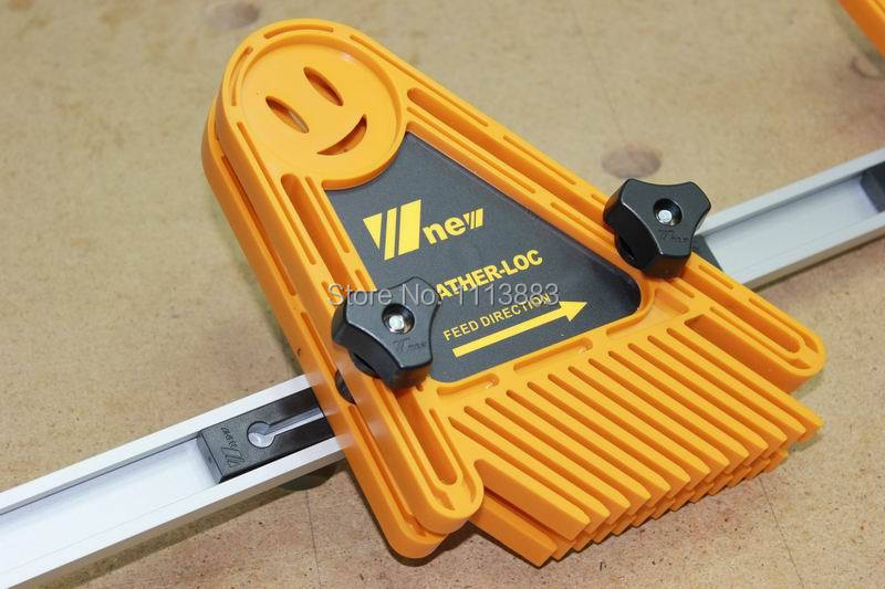Купить с кэшбэком New 600mm (24inch) Standard T-track, Aluminium Miter Track/Slot for Table Saw, Router, Drill Press Jigs