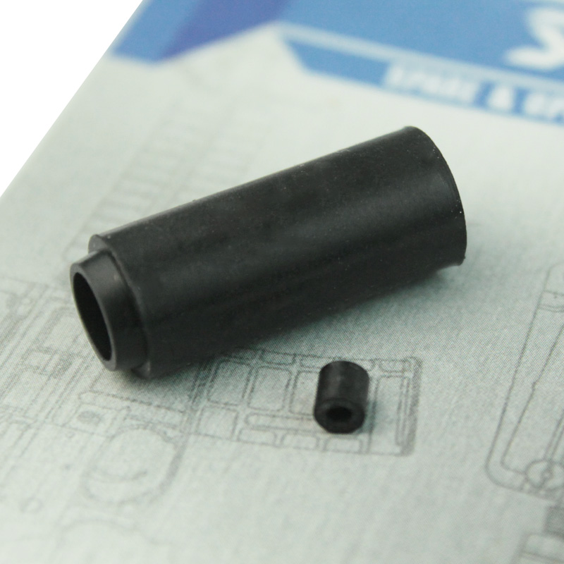 3pcs/lot High precision SRC Hop Up Bucking, 70 hard type black Airsoft AEG Hunting Accessories