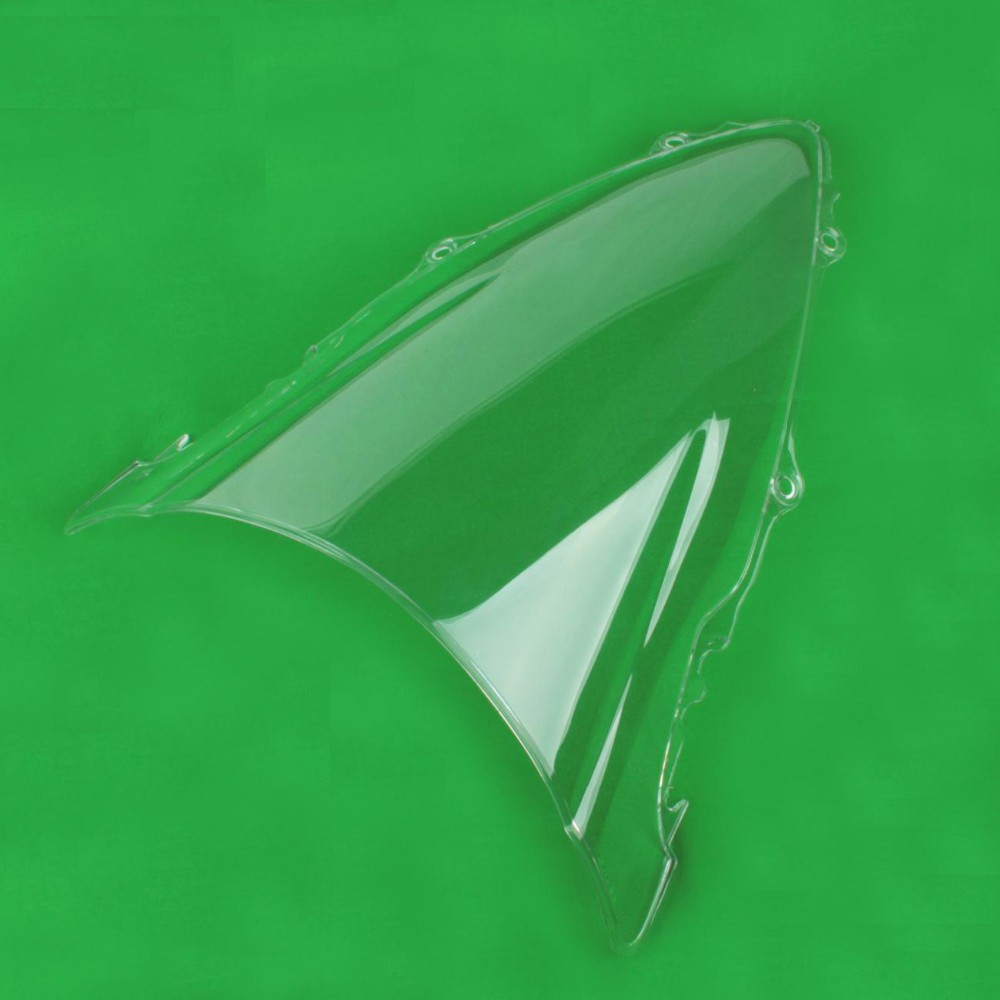 Brand New Motorcycle Windshield Windscreen For Yamaha YZF R6 2003 - 2005 2004 Transparent for honda cb400 2005 2016 cb600f hornet 1998 2000 cb750 2007 motorcycle windshield windscreen pare brise black