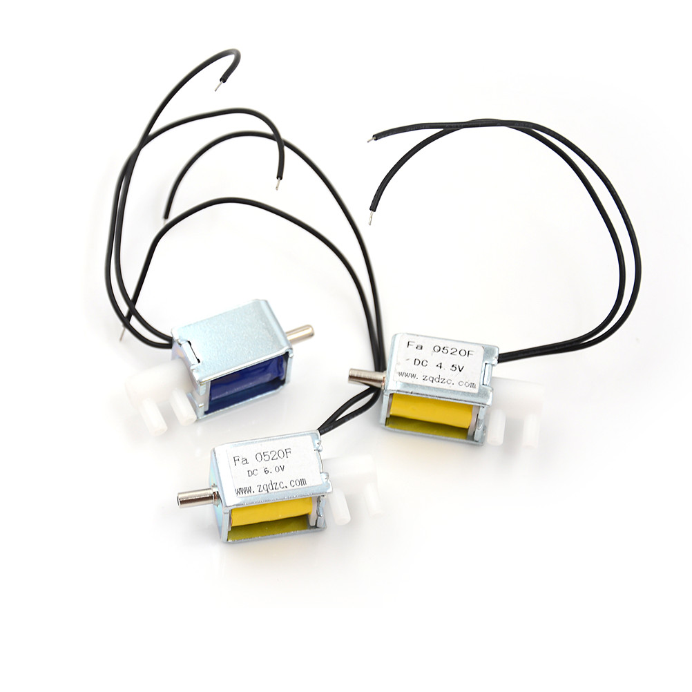 Plumbing Valve Mini Micro Solenoid Valve Air Gas Release Exhaust Discouraged Dc 12v 2 Position 3 Way Solenoid Exhaust Valve Electric