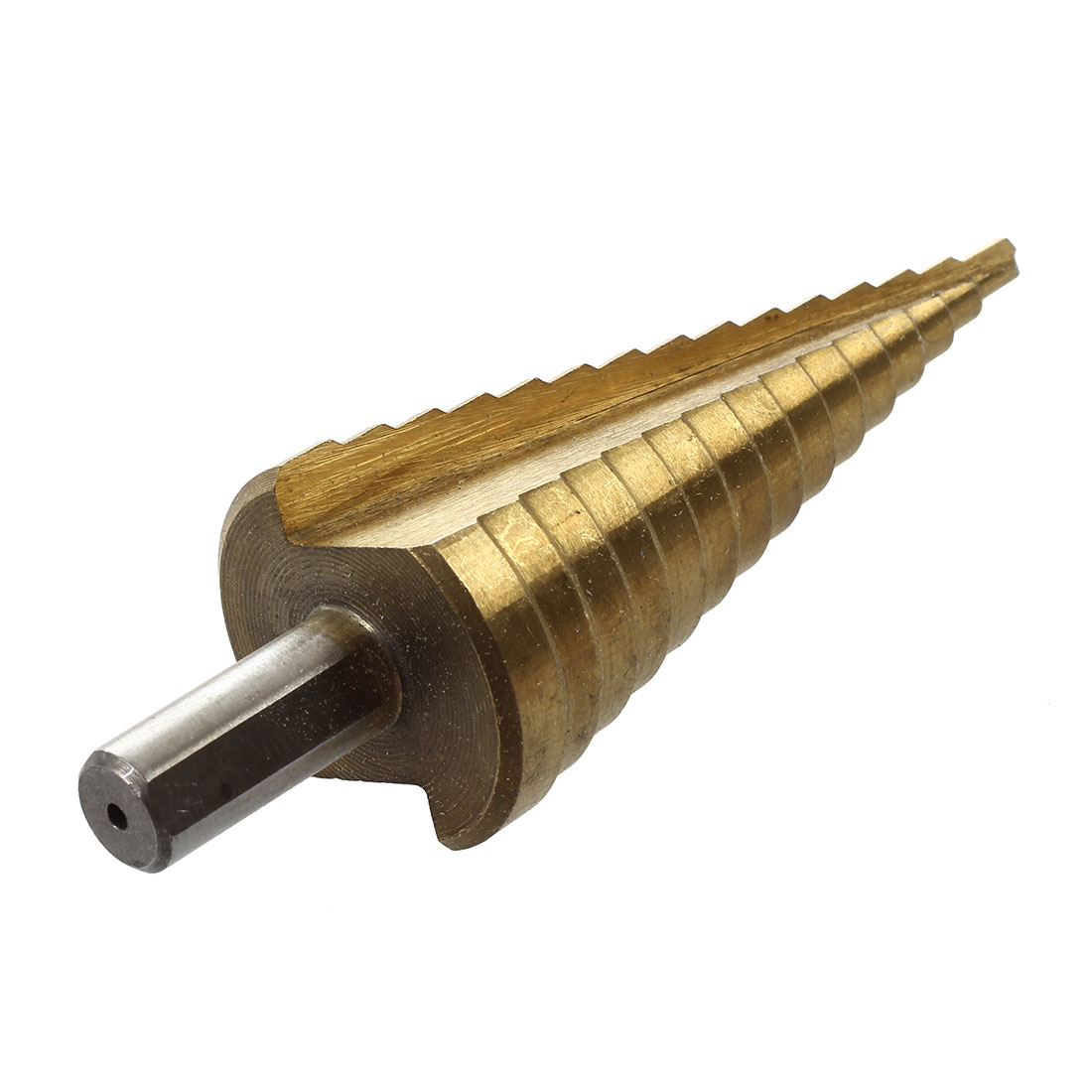 HHTL-Set of 3 Drills Cutters Floors Conical HSS steel thgs set of 3 drills cutters floors conical hss steel