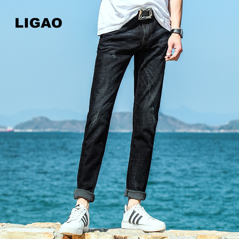 Compare Prices on Denim Jeans Pants Men- Online Shopping/Buy Low ...
