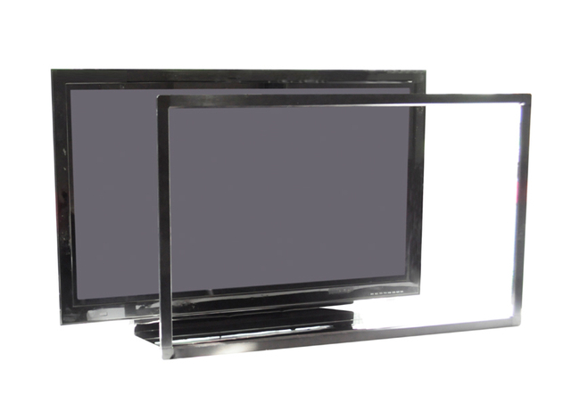 47 inch infrared ir sensor multi touch screen 6 points Infrared touch screen frame overlay LED touch TV and touch kiosk