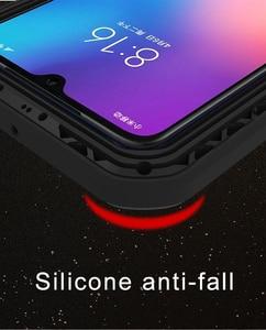 Image 3 - Funda para Xiaomi Mi9 Explorer LOVE MEI, carcasa armadura de Metal resistente a prueba de agua funda de teléfono para Xiaomi Mi 9 DE 6,39 pulgadas