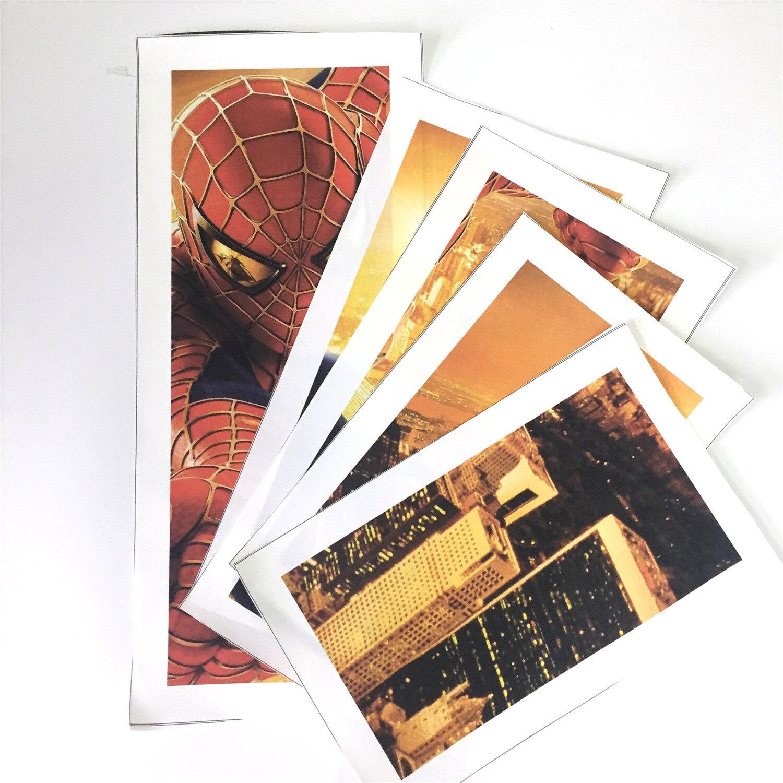 Известный кинозвезда Norma Jean Remix плакаты 5 Панель Холст Картины Печать на холсте стены Книги по искусству craft подарок для гостиной mv-039