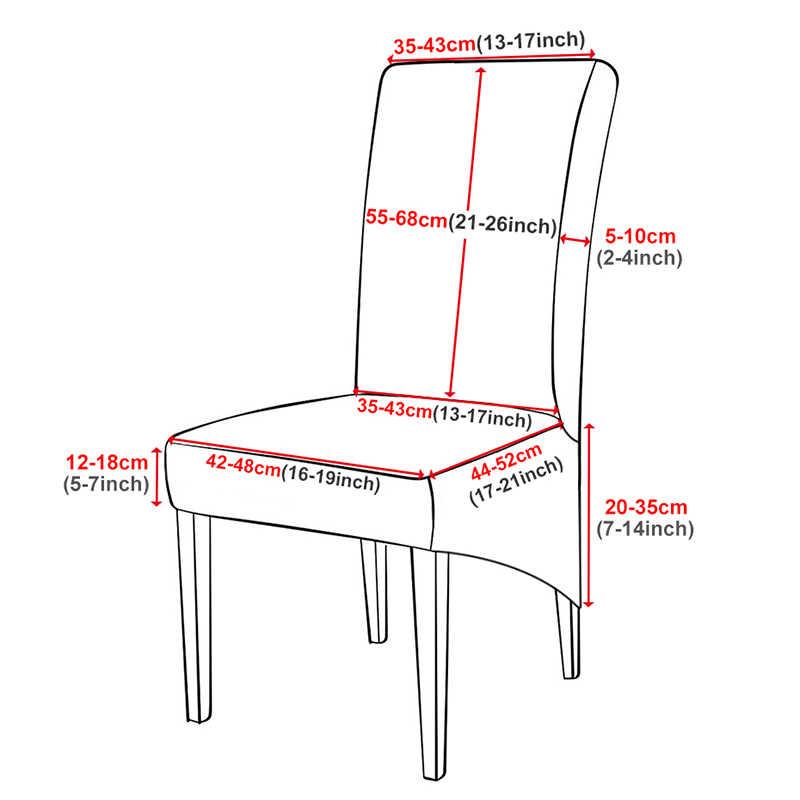 1 pedaço cor Pura cor sólida grandes tampas de assento da cadeira tampa da cadeira elástica estiramento alta rei volta Slipcovers para banquetes hotel