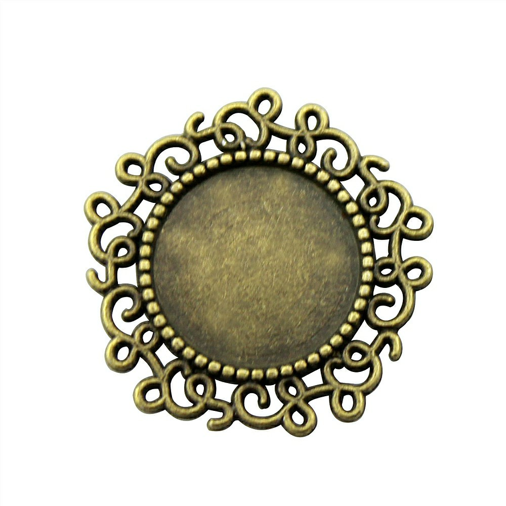 20pcs 14mm Inner Size ( 24*24mm Outer Size ) Vintage Antique Bronze Color Zinc Alloy Cameo Cabochon Base Setting 2015 hotting usa hd car digital tv box android atsc tv tuner receiver for car dvd player unite states digital tv free shipping