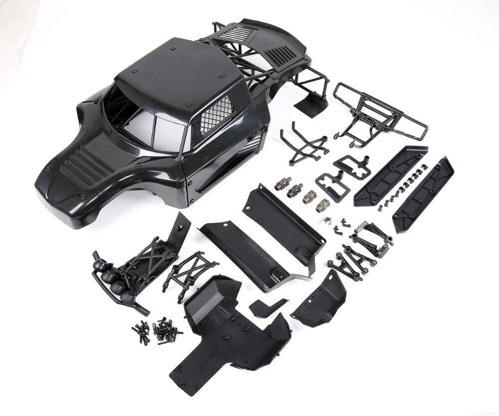 LT кузова преобразования 5b кузова & roll cage kit for 1/5 hpi rovan КМ baja 5b rc автомобиль части