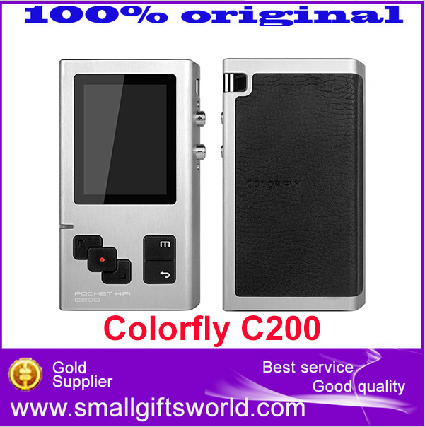 Original Colorfly C200 ES9018 32bit / 192kHz DSD Decoding HiFi Portable Lossless mp3 Music Player(Have coupon)