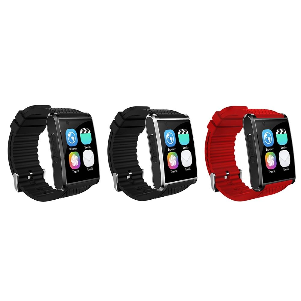 Waterproof <font><b>Bluetooth</b></font> Wristband Color LCD Display Heart Rate Monitor GPS Wifi Microphone <font><b>Speaker</b></font> FM Sensor Smart Band Bracelet