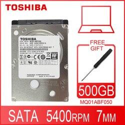 TOSHIBA Laptop Hard Drive Disk 500GB 500G Internal HDD HD 2.5