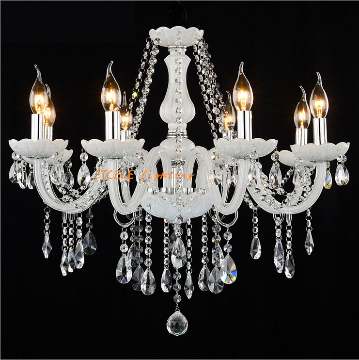 ФОТО Led Crystal chandelier home lighting luminaire lustres de cristal Modern kitchen Dining room Living room chandeliers candelabro